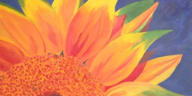 Brand new artsy website